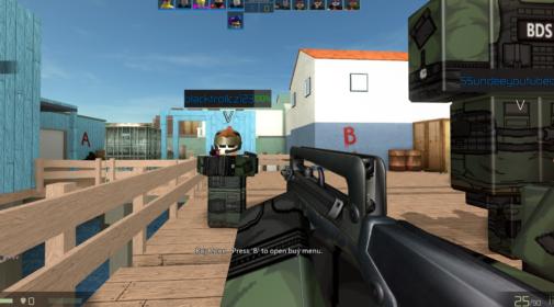 Режим Counter Strike